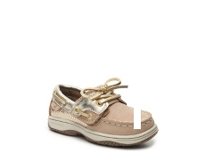 Sperry Top-Sider Bluefish Jr. Girls Toddler Boat Shoe