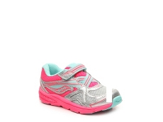 Saucony Baby Ride Girls Infant & Toddler Running Shoe
