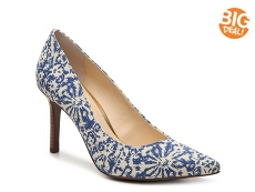 Lauren Ralph Lauren Sarina Canvas Pump