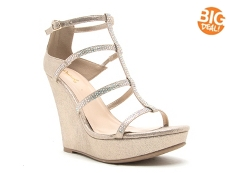 Qupid Glory-158 Wedge Sandal