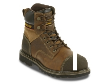 Caterpillar Traction Steel Toe Work Boot