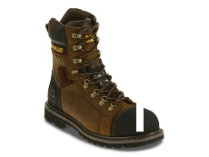 Caterpillar Tracklayer Steel Toe Work Boot