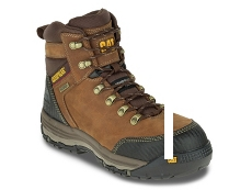 Caterpillar Munishing Composite Toe Work Boot