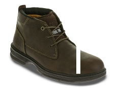 Caterpillar Inherit Steel Toe Chukka Work Boot