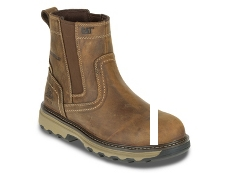 Caterpillar Pelton Steel Toe Work Boot
