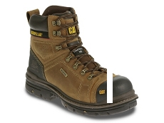 Caterpillar Hauler Work Boot