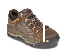 Caterpillar Convex Steel Toe Work Shoe