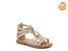 Olive & Edie Tallie Girls Toddler Gladiator Sandal