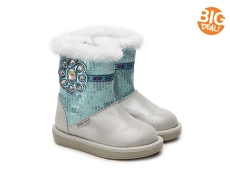 Disney Frozen Icy Powers Girls Toddler & Youth Snow Boot