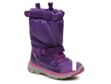 Stride Rite Made 2 Play Girls Toddler & Youth Snow Boot