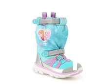 Stride Rite Made 2 Play Frozen Girls Toddler & Youth Snow Boot
