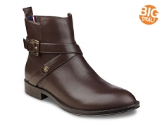 Tommy Hilfiger Rustic Bootie