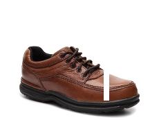 Rockport World Tour Steel Toe Work Shoe