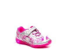 Stride Rite Disney Forever Friends Girls Toddler Light-Up Sneaker