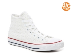 Converse Chuck Taylor All Star Woven High-Top Sneaker - Womens