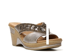 Natural Soul Ragan Wedge Sandal