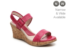David Tate Newberry Wedge Sandal