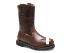 Wolverine Brek Wellington Steel Toe Work Boot