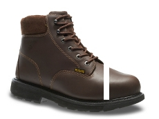 Wolverine Cannonsburg Steel Toe Work Boot