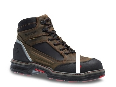 Wolverine Overman Composite Toe Work Boot