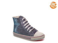 Pampili Like Girls Toddler & Youth High-Top Sneaker