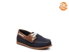 Max + Jake Andy Boys Toddler Boat Shoe