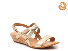 Born Porta Wedge Sandal