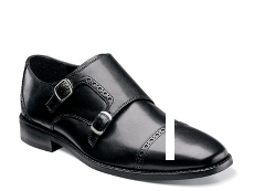 Florsheim Castellano Double Monk Strap Slip-On