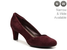 Easy Spirit Albie Suede Pump