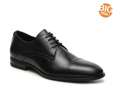 Aquatalia Abe Cap Toe Oxford
