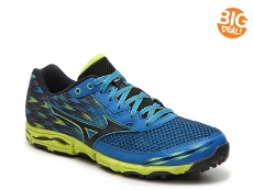 Mizuno Wave Hayate 2 Lightweight Trail Running Shoe - Mens