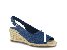 Easy Street Kindly Wedge Sandal