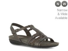 Easy Street Parker Flat Sandal