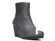 LifeStride Noise Wedge Bootie