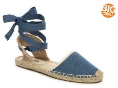 Soludos Classic Denim Flat Sandal