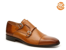 Mercanti Fiorentini Double Monk Strap Slip-On