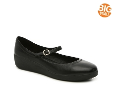 FitFlop Leather Ballet Flat