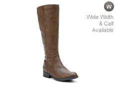 LifeStride Xandy Wide Calf Riding Boot