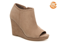BCBGeneration Karlyn Wedge Bootie