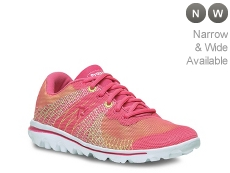 Propet TravelActiv Knit Walking Shoe - Womens