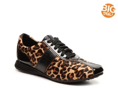 Cole Haan Bria Grand Leopard Sneaker
