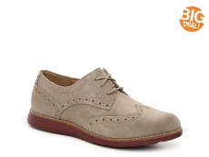 Cole Haan Original Grand Suede Oxford