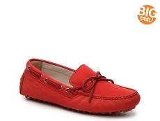 Cole Haan Garnet Nubuck Loafer