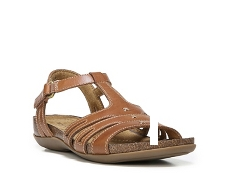 Natural Soul Nadia Wedge Sandal