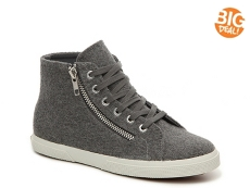 Superga 2224 Wool High-Top Sneaker
