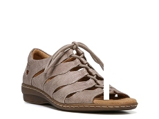 Natural Soul Beatrice Wedge Sandal