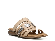 Natural Soul Joliet Wedge Sandal