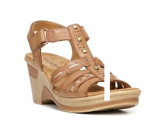 Natural Soul Rory Wedge Sandal