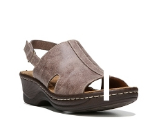 Natural Soul Seleste Wedge Sandal