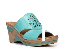 Natural Soul Rhonda Wedge Sandal